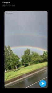 Rainbow Screen shot