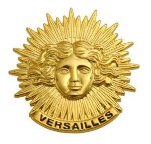 Yellow Sun King logo